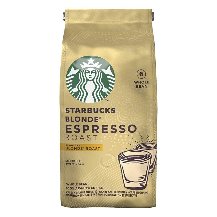 STARBUCKS BLONDE Espresso Roast (1 x 200g)