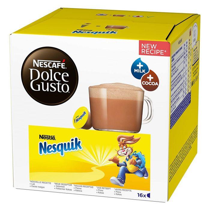 Nescafé Dolce Gusto Nesquik Trinkschokolade (1 x 16 Kapseln)