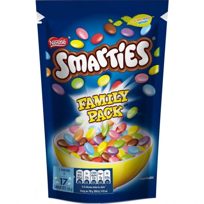 NESTLÉ Smarties Family Pack (1 x 240g)
