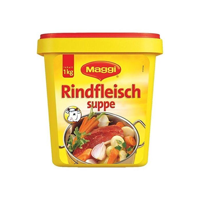 MAGGI Rindfleischsuppe (1 x 1kg)
